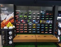 Футбольный магазин. Как и где купить футбольную обувь.