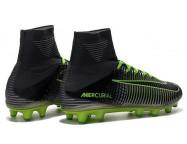Бутсы (копы) Nike Mercurial Superfly V AG-Pro Soccer Shoes GreyGreen