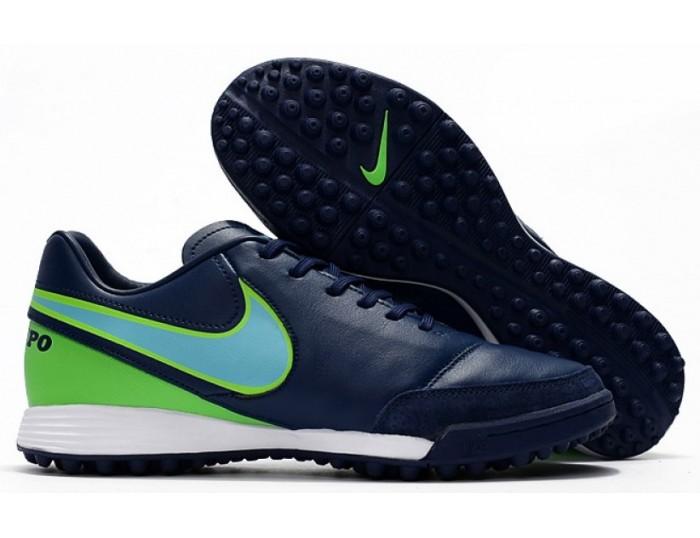 c50af6ae Купить сороконожки Nike Tiempo Genio. Код товара: 0562. Детские ...