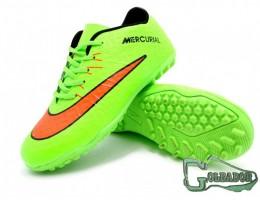 Сороконожки Nike Mercurial CR7