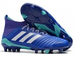 Бутсы (Копы) Adidas PREDATOR Tango 18.3 White Blue Black