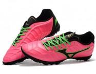 Сороконожки Mizuno Rebula V1 TF Pink Black Green