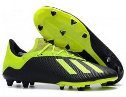 Бутсы (копы) Adidas X 18 FG SR