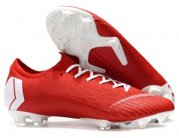 Бутсы (копы) Nike Mercurial Vapor XII Elite FG red