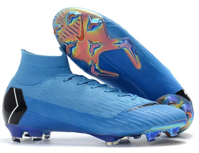 4c21c643bf4520 Бутсы (копы) Nike Mercurial Superfly VI 360 Elite Neymar FG