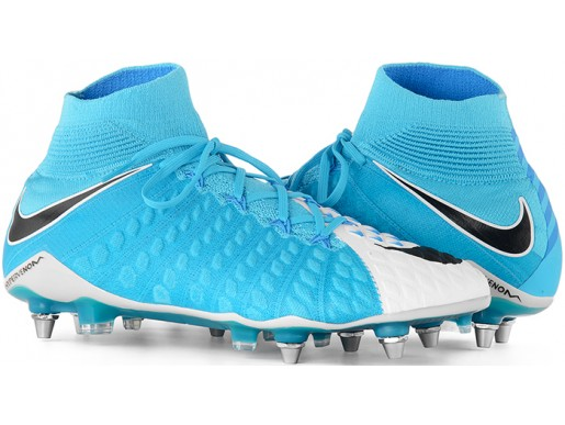 Бутсы (копы) Nike Hypervenom Phantom 3 DF SG-Pro