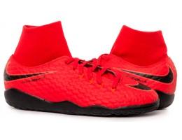 Футзалки Nike HYPERVENOM PHELON III DF Pro IC