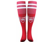 Гетры клубные Arsenal красные