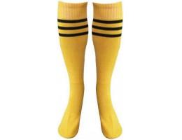 Гетры CO-120-Y желто-черные