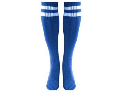 Гетры CO-3256-B сине-белые