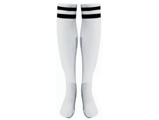 Гетры CO-3256-W бело-черные