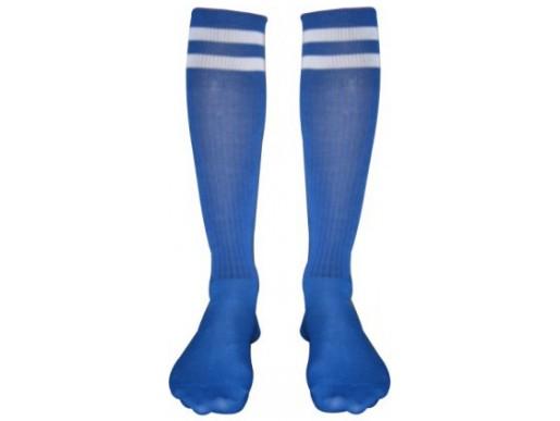 Гетры CO-3257 сине-белые