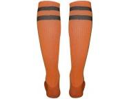 Гетры CO-3257 оранжево-черные