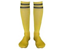 Гетры CO-3257 желто-черные