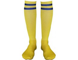 Гетры CO-3257 желто-синие