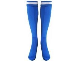 Футбольные гетры LIKE сине-белые