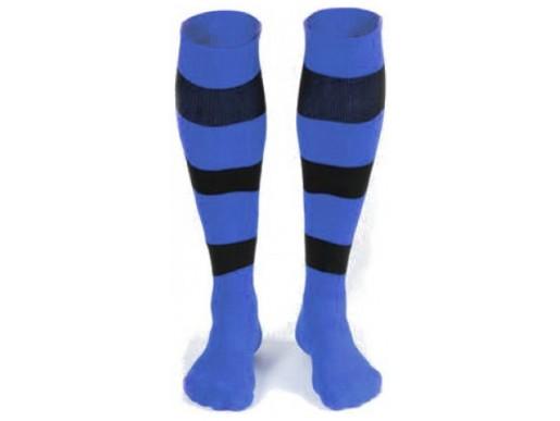 Футбольные гетры Liga Sport FS-14 детские сине-черные