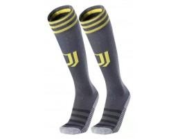 Гетры клубные Juventus серые