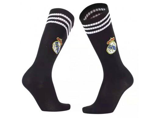 Гетры клубные Real Madrid черные