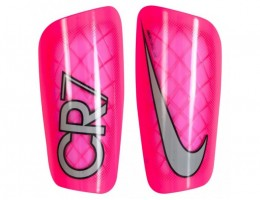 Щитки Найк Mercurial Lite CR7 pink