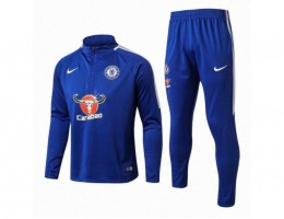 Спортивный тренировочный костюм FC Chelsea Nike