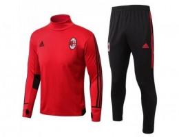Спортивный тренировочный костюм FC Milan Adidas