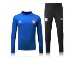 Спортивный тренировочный костюм FC Olympique Adidas