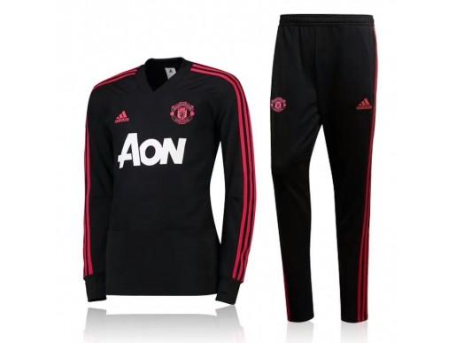 Спортивный тренировочный костюм FC Manchester Adidas