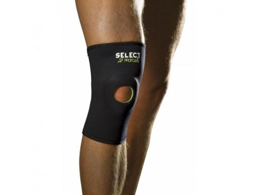 Наколенник с отверстием SELECT Knee support w. open patella 6201