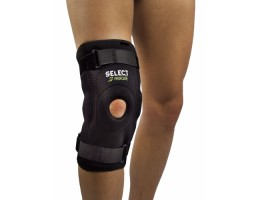 Наколенник SELECT Knee support with side splints 6204