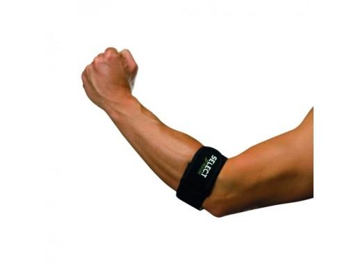 Локтевой бандаж SELECT Tennis, golf- and mouse elbow support - neoprene