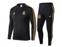 Спортивный тренировочный костюм FC Real Madrid Adidas
