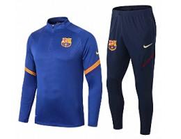 Спортивный тренировочный костюм FC Barcelona