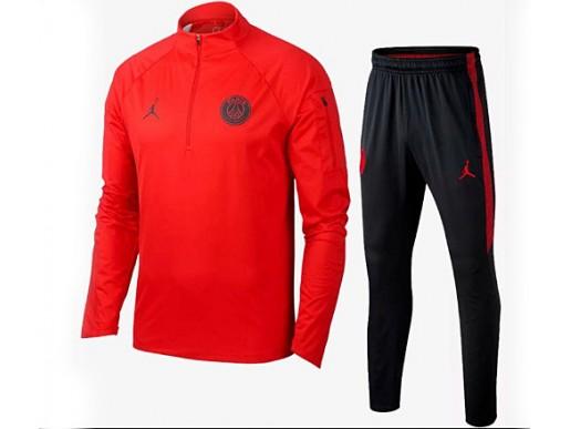 Спортивный тренировочный костюм FC PSG
