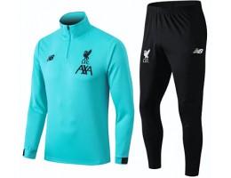Спортивный тренировочный костюм FC Liverpool