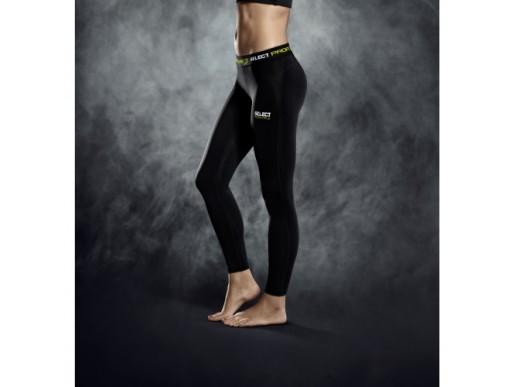 Термоштаны SELECT Compression tights - women 6406w